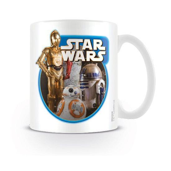 Merchandise mok Star Wars robots