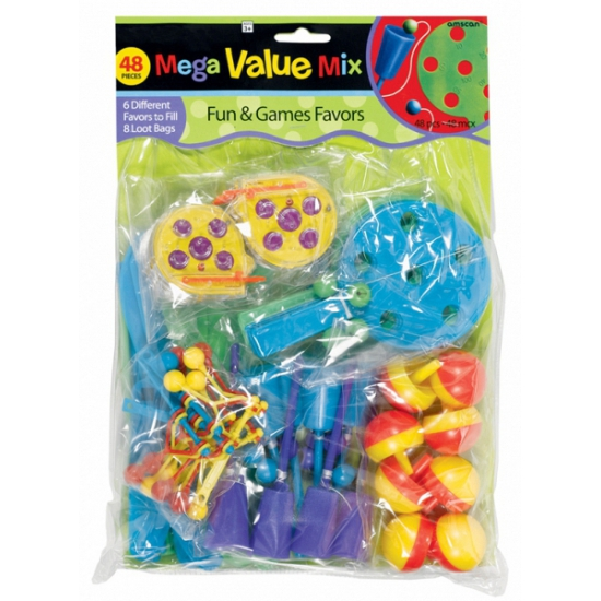 Speelgoed Grabbelton Set 24 Stuks kopen