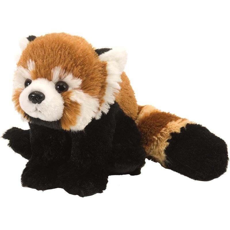 2c8040baa8d38b Rode panda knuffels 25 cm knuffeldieren online bestellen in de ...